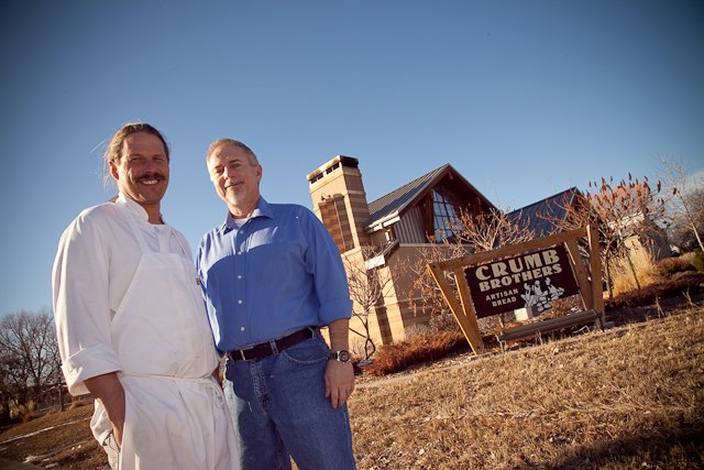 Bill and David Oblock, Crumb Brothers Artisan Bread
